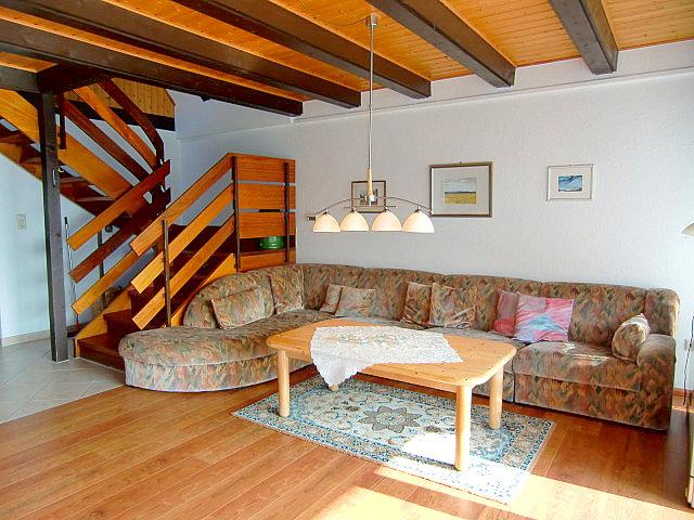 50 ferienhaus im nordseebad bensersiel. Black Bedroom Furniture Sets. Home Design Ideas